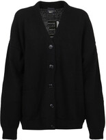 Thumbnail for your product : Joshua Sanders Black Smiley Cardigan