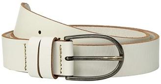 Amsterdam Heritage 35018 (Ivory) Women's Belts