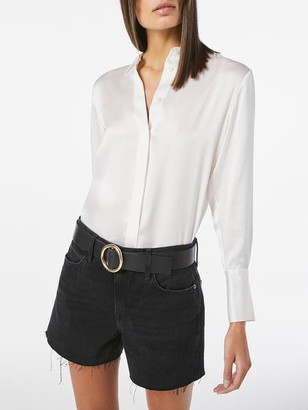 Frame Washable Silk Perfect Shirt