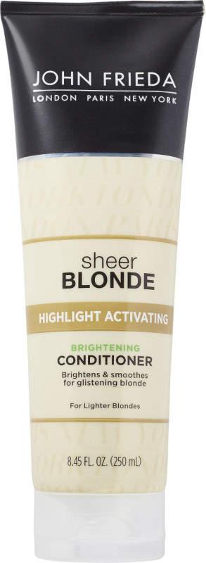 John Frieda Sheer Blonde Highlight Activating Enhancing Conditioner-Lighter Shades