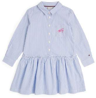 Tommy Hilfiger Junior Striped Shirt Dress