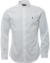 Polo Ralph Lauren Mens Slim Fit Shirt White