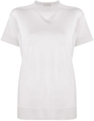 Mrz metallic shimmer T-shirt
