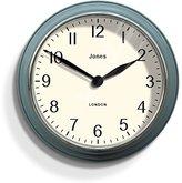 Jones & Co. The Kettle Clock, Teal