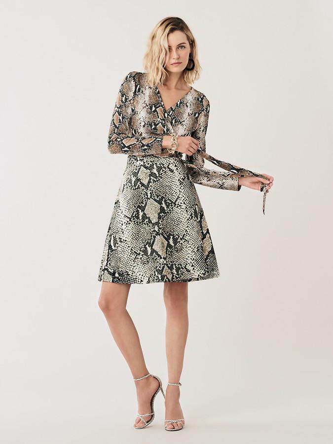1555148ebd762 Diane von Furstenberg Slip Dresses - ShopStyle