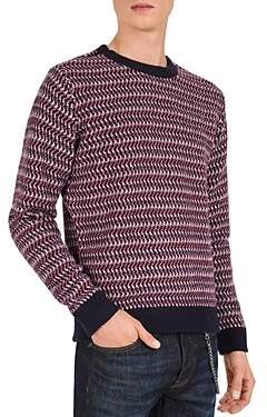 The Kooples Jacquard Christmas Sweater