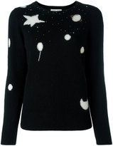 Tsumori Chisato moon and star print top