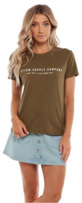rhythm Camiseta Supply Pine - S