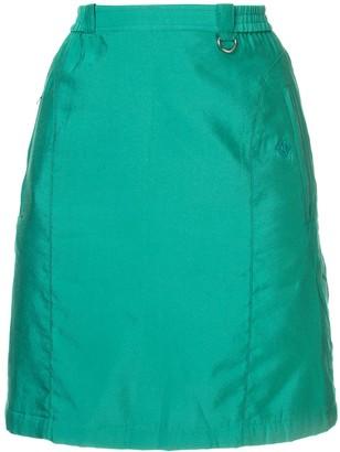 Christian Dior Pre-Owned Straight Mini Skirt