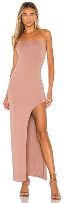 superdown Toni Slit Maxi Dress