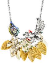 Gerard Yosca Leaf Drop Necklace