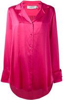 Marques Almeida Marques'almeida - pyjama blouse - women - Silk - S