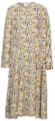 ERIKA CAVALLINI 3/4 length dress