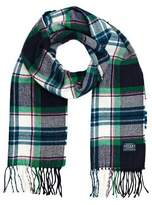 Joules Scarves Bracken Scarf - French Navy Check