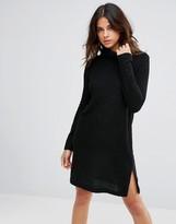 Vero Moda Roll Neck Sweater Dress