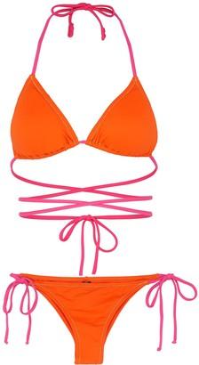 Reina Olga 'Miami' multi strap bikini set