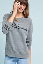 Sol Angeles Chic Graphic Sweatshirt