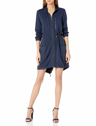 Kenneth Cole Women's Bomber Utility Dress