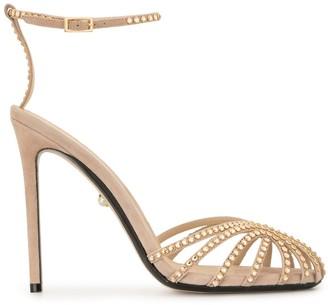 Alevì Embellished Strap Sandals