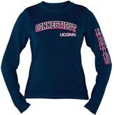 Russell Athletic connecticut huskies tee - women