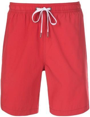 Onia plain swim shorts