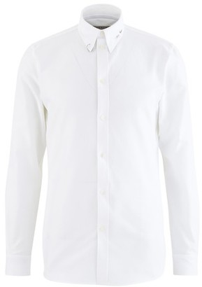 Givenchy Piercing Collar shirt