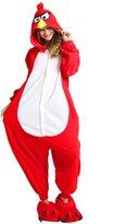 Ninimour Unisex Adult Kigurumi Pajamas Cosplay Costume Sleepwear Small