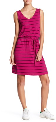14th Place Ribbed Short Knit Dress