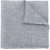 Eleventy checked scarf - men - Wool - One Size