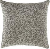 Jane Wilner Designs Bally Leopard-Print European Sham