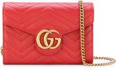 Gucci Marmont Pochette With Chain