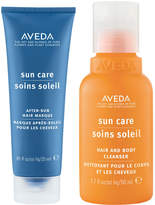 Aveda Sun Care After-Sun Hair Masque and Sun Care Hair and Body Cleanser