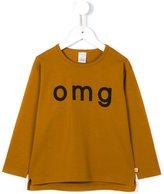 Tiny Cottons - 'OMG' T-shirt - kids - Cotton/Spandex/Elastane - 6 yrs