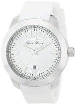 Lucien Piccard Women's LP-12924-02 Belle Etoile Analog Display Japanese Quartz White Watch