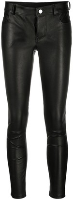 Desa 1972 Nappa-Leather Skinny Trousers