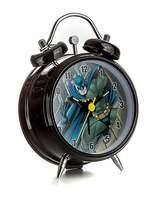 Batman Mini Twin Bell Alarm Clock