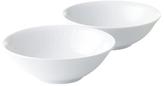 Royal Copenhagen Fluted Cereal Bowls (Set of 2)