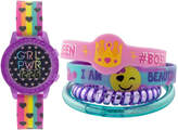 FASHION WATCHES Girls Multicolor Strap Watch-Gengt046