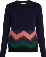 Vanessa Bruno Freak wool and cashmere-blend sweater