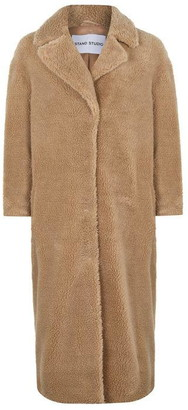 Stand Camille Long Fur Coat