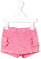 Il Gufo side pockets shorts - kids - Cotton/Spandex/Elastane - 6 mth
