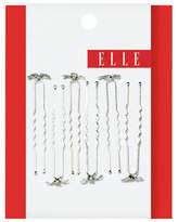 Elle Flower Hair Pins