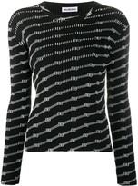 Balenciaga License knitted top