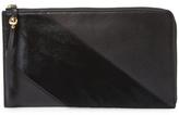 Diane von Furstenberg Leather Long Wallet