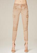 Bebe Spring Cargo Skinny Pants