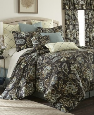 Colcha Linens Sylvan Comforter Set-King/California King Bedding