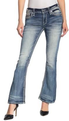 Rock Revival Liri Embellished Bootcut Jeans