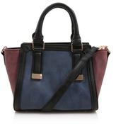 George Colour Block Bag