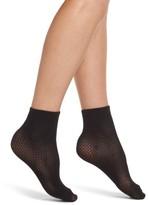 Wolford Women's Rhomb Net Ankle Socks