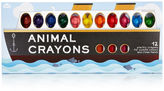 Npw Animal crayons - 12 pack